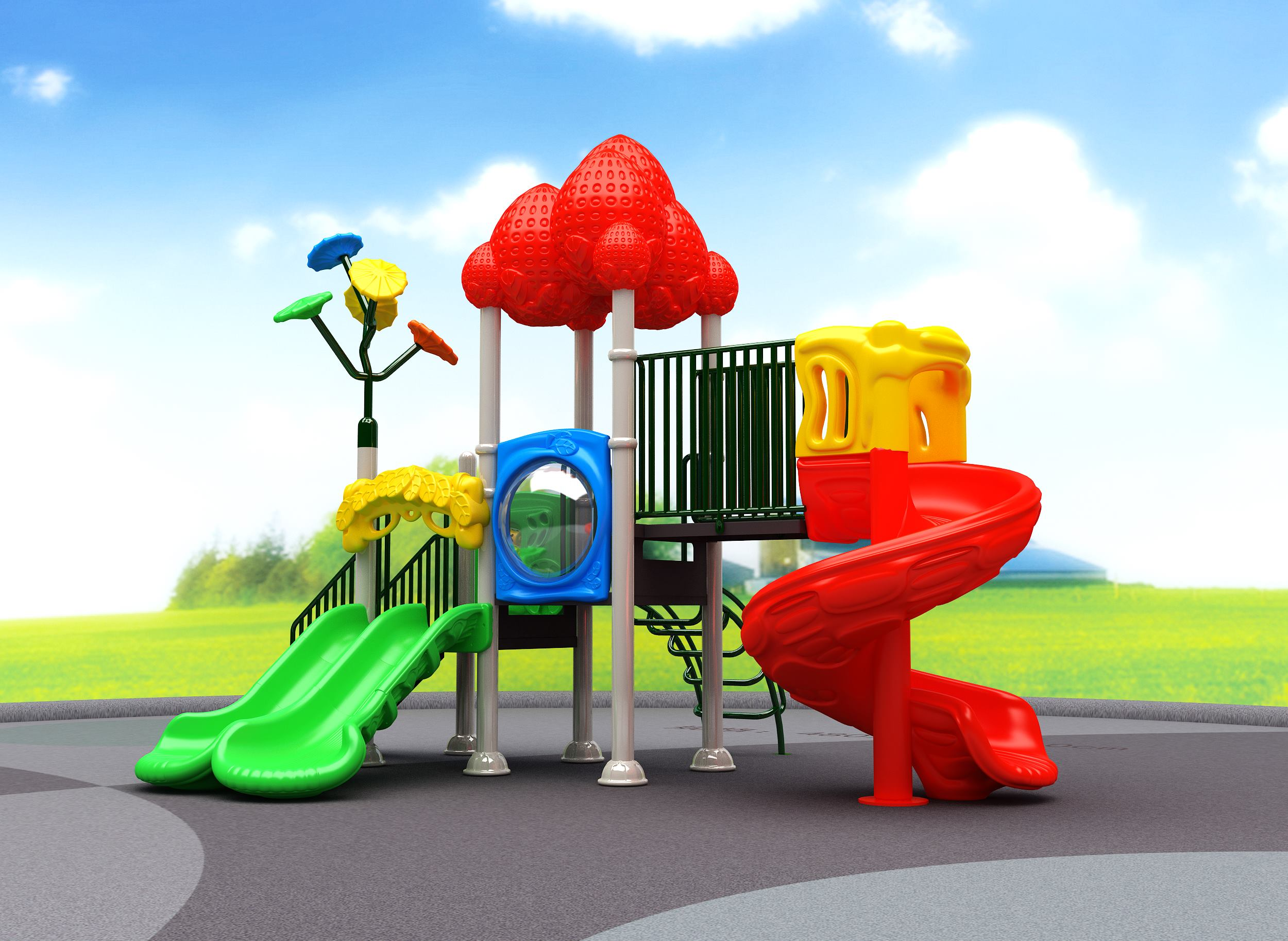 fruit series oz32f soza playground