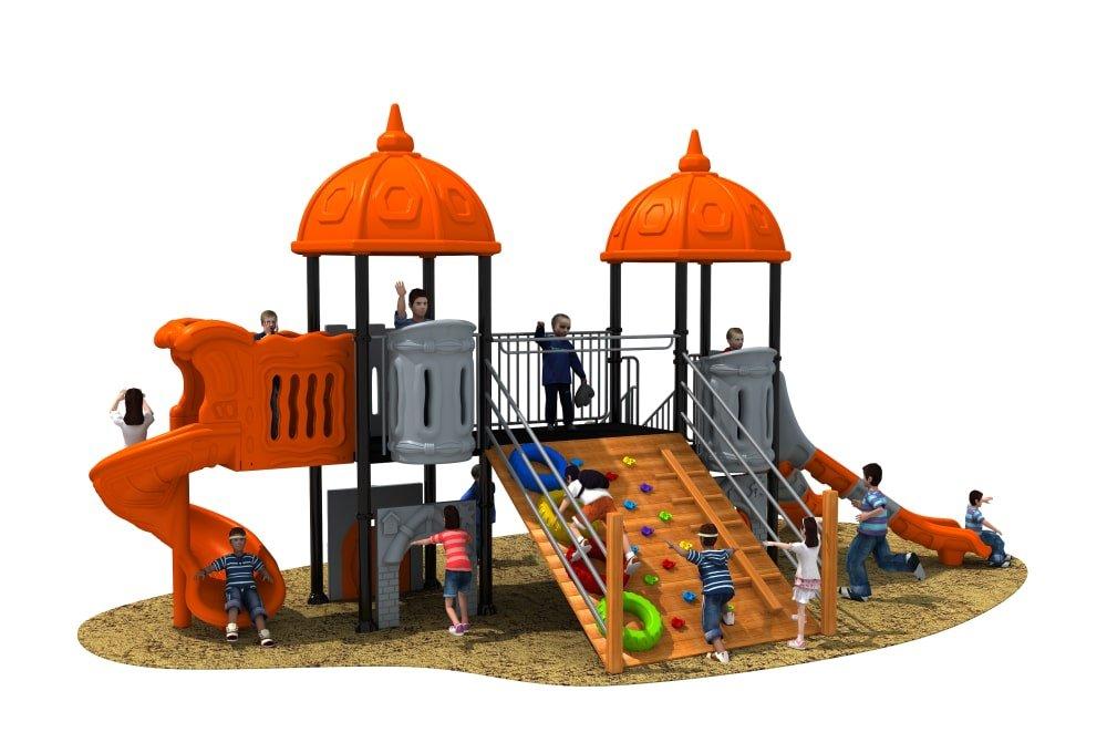 Parques infantiles plásticos - SOZA PlayGround Colombia